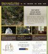 screenshot of Durward's Glen Web site