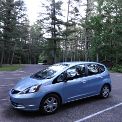 photo of a 2009 Honda Fit